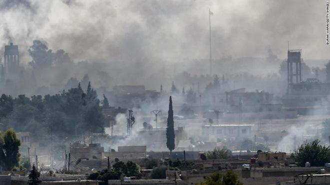 Những dấu hiệu cuộc chiến 8 năm ở Syria sắp kết thúc - Ảnh 2.
