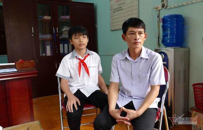 Học sinh trường làng chế tạo máy cấy lúa khiến nhiều người kinh ngạc - Ảnh 3.