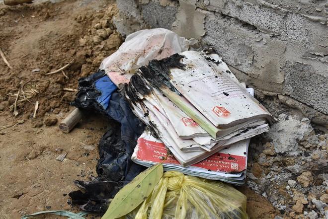 Hiện tượng bí ẩn tại Thanh Hóa: Quần áo, chăn màn bỗng dưng bốc cháy - Ảnh 4.