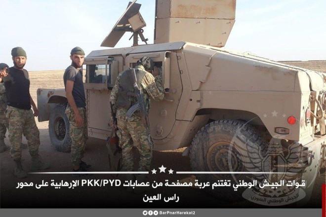 SDF bắn cháy xe tăng Thổ Nhĩ Kỳ, KQ Nga oanh tạc dữ dội khủng bố Syria - Chiến sự vô cùng ác liệt - Ảnh 27.