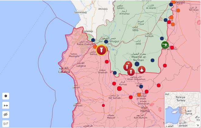 SDF bắn cháy xe tăng Thổ Nhĩ Kỳ, KQ Nga oanh tạc dữ dội khủng bố Syria - Chiến sự vô cùng ác liệt - Ảnh 10.