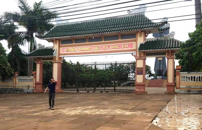 Chủ tịch huyện giúp thuộc cấp chiếm đoạt 524 triệu tiền ngân sách dưới danh nghĩa xây nghĩa trang liệt sĩ - Ảnh 1.