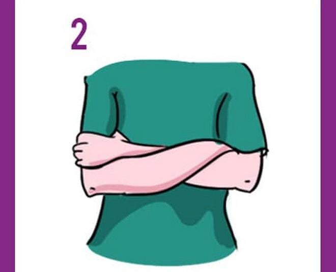 Chọn cách khoanh tay để biết mình có tố chất lãnh đạo hay hấp dẫn trong mắt người khác - Ảnh 3.