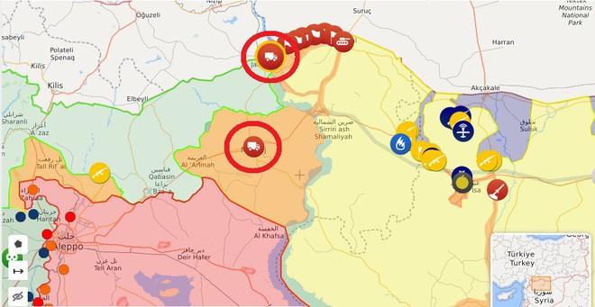 QĐ Syria căng thẳng trên 2 mặt trận - Lính Mỹ tháo chạy, bỏ mặc đặc nhiệm Pháp giữa tử địa - Ảnh 6.
