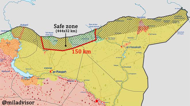Cuộc chạy nước rút trong 120 giờ của QĐ Syria: Vượt sông Euphrates bằng gì? - Ảnh 3.