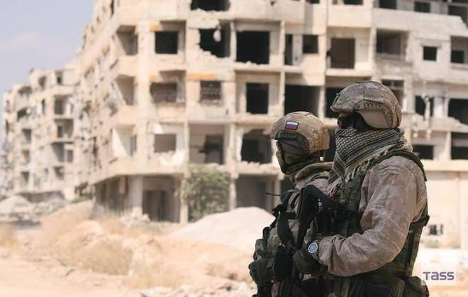 Cuộc chạy nước rút trong 120 giờ của QĐ Syria: Vượt sông Euphrates bằng gì? - Ảnh 2.