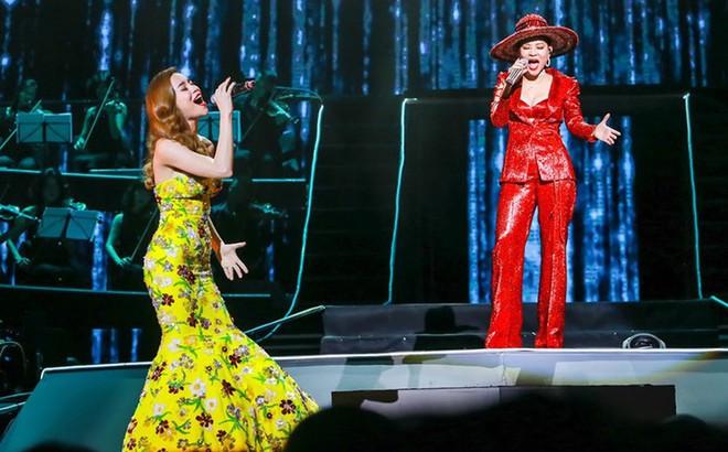Lễ hội Âm nhạc Quốc tế TPHCM lần thứ nhất: Chỉ có Thu Minh, Hồ Ngọc Hà được mời?