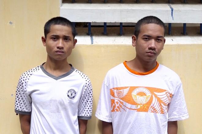 Sau khi 2 thanh niên giao cấu, nạn nhân 14 tuổi lấy xe máy của đối tượng đến CA trình báo - Ảnh 1.