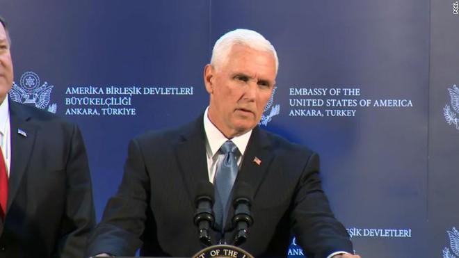Mỹ-TNK đàm phán chóng vánh, kết quả khiến nhiều người cau mày: Mỹ cứ ngỡ thành công nhưng thực chất toàn nhường Thổ? - Ảnh 1.