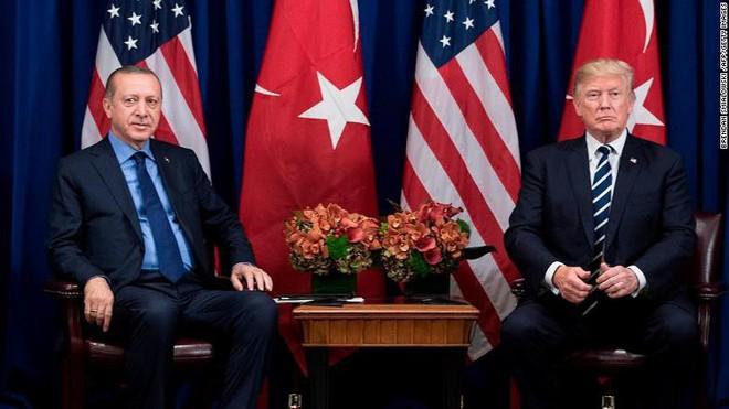 Mỹ-TNK đàm phán chóng vánh, kết quả khiến nhiều người cau mày: Mỹ cứ ngỡ thành công nhưng thực chất toàn nhường Thổ? - Ảnh 3.
