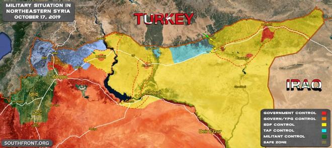 Cuộc chạy nước rút trong 120 giờ của QĐ Syria: Vượt sông Euphrates bằng gì? - Ảnh 1.