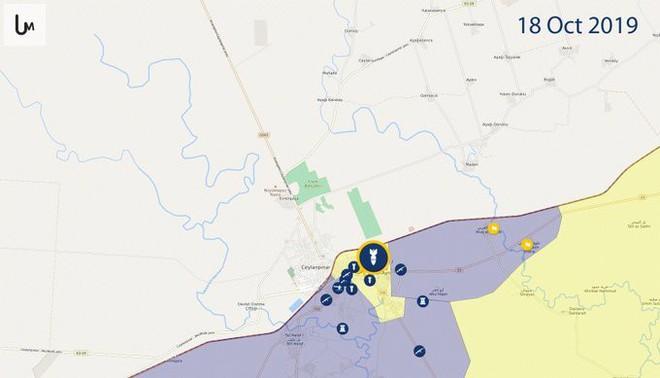 QĐ Syria căng thẳng trên 2 mặt trận - Lính Mỹ tháo chạy, bỏ mặc đặc nhiệm Pháp giữa tử địa - Ảnh 12.