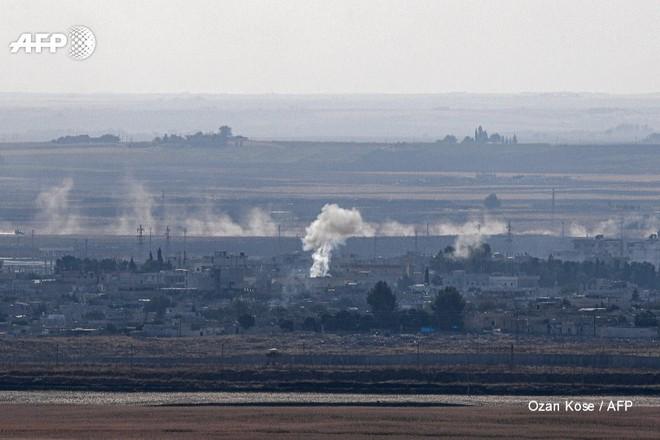 QĐ Syria căng thẳng trên 2 mặt trận - Lính Mỹ tháo chạy, bỏ mặc đặc nhiệm Pháp giữa tử địa - Ảnh 10.