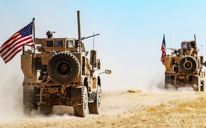 QĐ Syria căng thẳng trên 2 mặt trận - Lính Mỹ tháo chạy, bỏ mặc đặc nhiệm Pháp giữa tử địa - Ảnh 8.