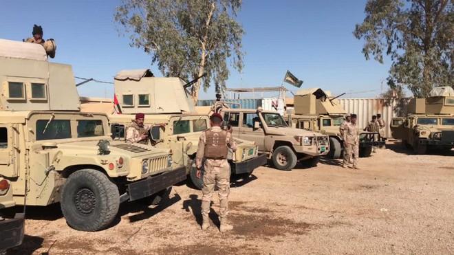 QĐ Syria căng thẳng trên 2 mặt trận - Lính Mỹ tháo chạy, bỏ mặc đặc nhiệm Pháp giữa tử địa - Ảnh 5.