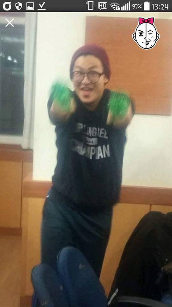 Hot boy mới nổi của Hàn Quốc và hành trình lột xác gây sốt - ảnh 5