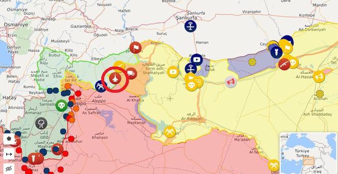 Thổ Nhĩ Kỳ chịu tổn thất lớn đầu tiên ở Syria - Tàu chiến Nga ồ ạt phóng tên lửa Kalibr tới sát biên giới Israel? - Ảnh 18.