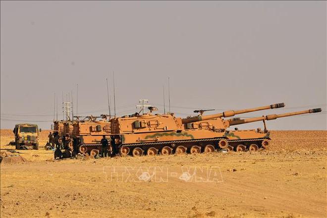 NATO mâu thuẫn vì chiến dịch tại Syria của Thổ Nhĩ Kỳ - Ảnh 1.
