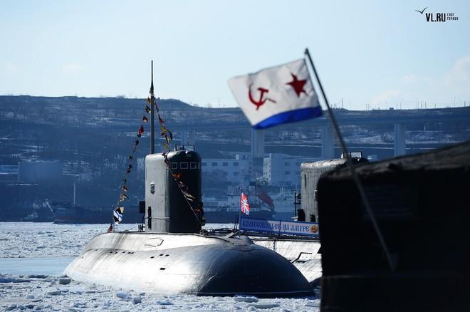 """Biết tàu ngầm Nga chơi trò """"mèo vờn chuột"""", lực lượng săn ngầm Mỹ vẫn bất lực đứng nhìn - Ảnh 3."""