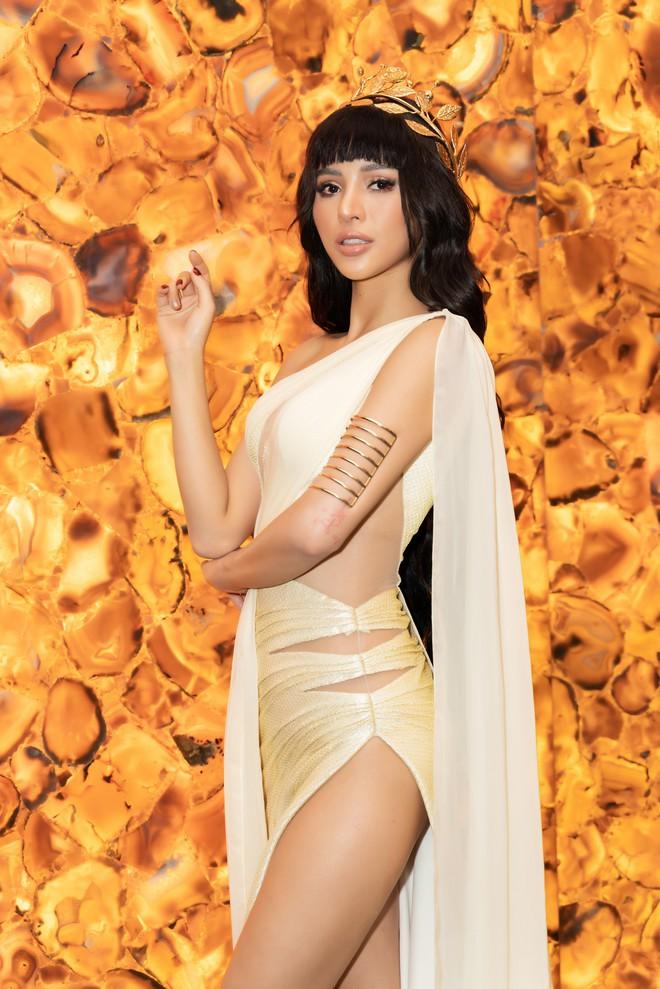 Khả Trang tái xuất sau tai nạn nghiêm trọng, H'Hen Niê gây chú ý với hình tượng lạ lẫm - ảnh 2