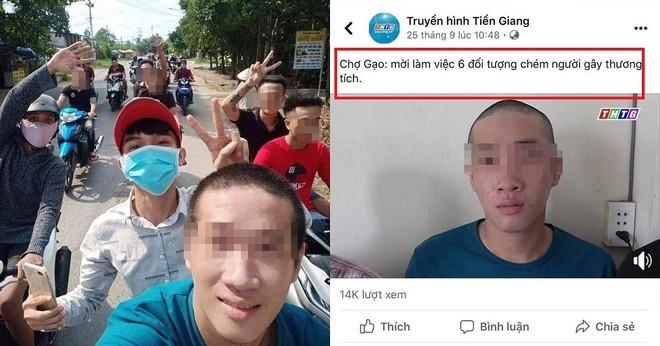 Thanh niên cầm đầu nhóm đánh ông bố bạo hành con trai đến xin lỗi, thú tội trên Facebook, công an vào cuộc - ảnh 3