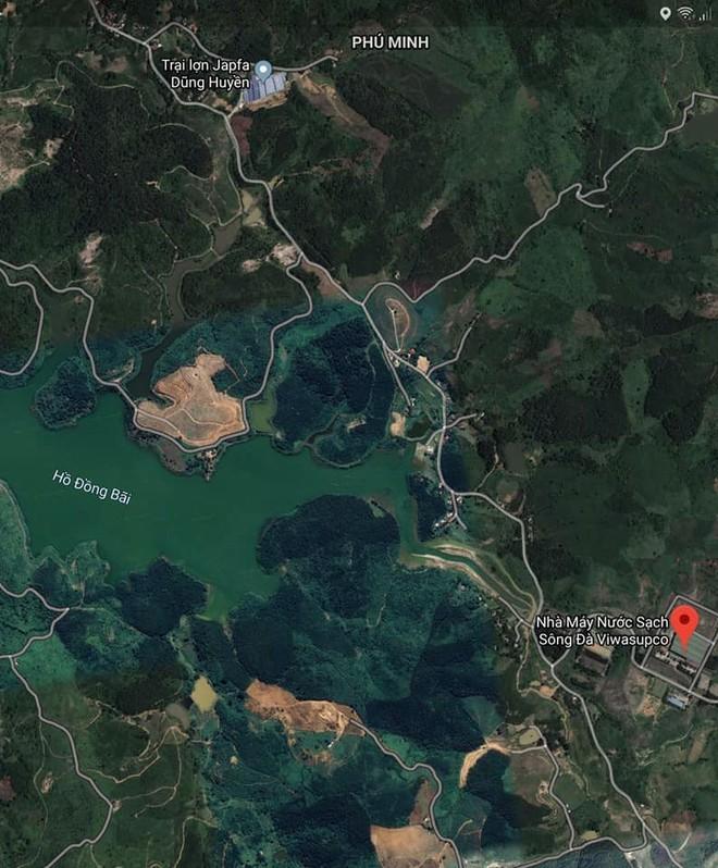 Lãnh đạo tỉnh Hòa Bình nói về trang trại lợn vạn con nằm rất gần nhà máy nước sạch sông Đà - Ảnh 1.