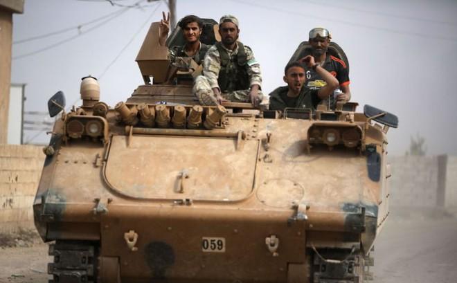 Thỏa thuận ngừng bắn ở Syria: Thắng lợi lớn của Thổ Nhĩ Kỳ?