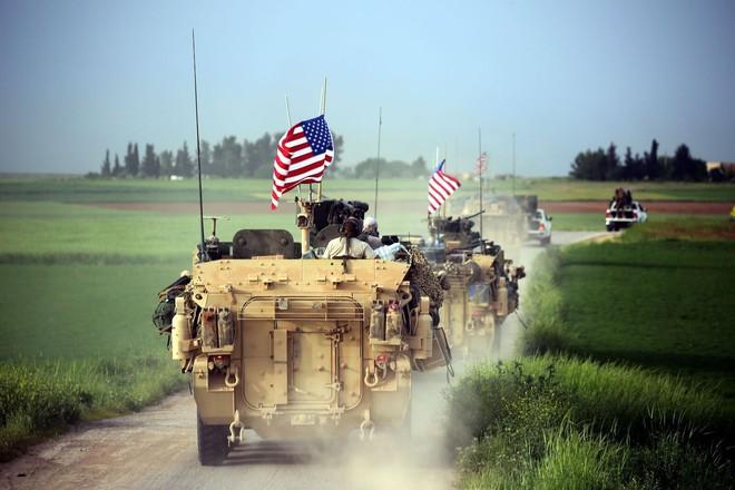 Nga-Thổ đi nước cờ hiểm - Mỹ bị chiếu tướng, giương cờ trắng đầu hàng: Syria là tử địa - Ảnh 2.
