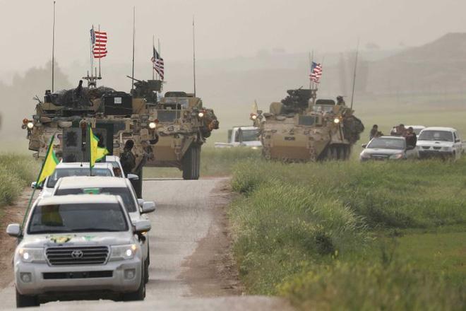 Nga-Thổ đi nước cờ hiểm - Mỹ bị chiếu tướng, giương cờ trắng đầu hàng: Syria là tử địa - Ảnh 4.