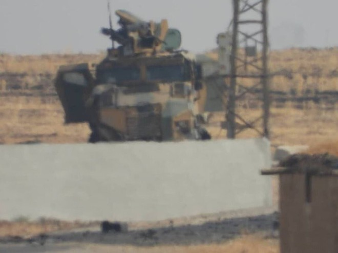 Thổ Nhĩ Kỳ chịu tổn thất lớn đầu tiên ở Syria - Tàu chiến Nga ồ ạt phóng tên lửa Kalibr tới sát biên giới Israel? - Ảnh 14.