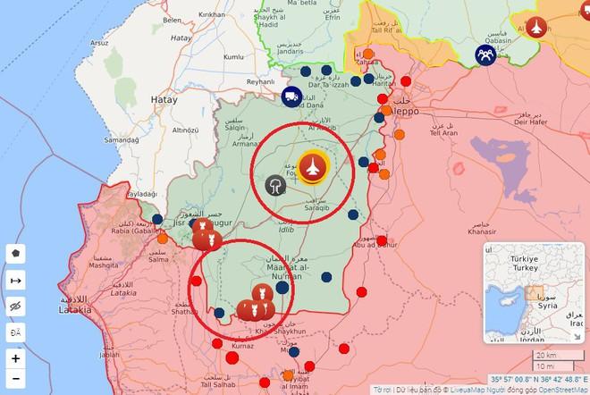Thổ Nhĩ Kỳ chịu tổn thất lớn đầu tiên ở Syria - Tàu chiến Nga ồ ạt phóng tên lửa Kalibr tới sát biên giới Israel? - Ảnh 6.