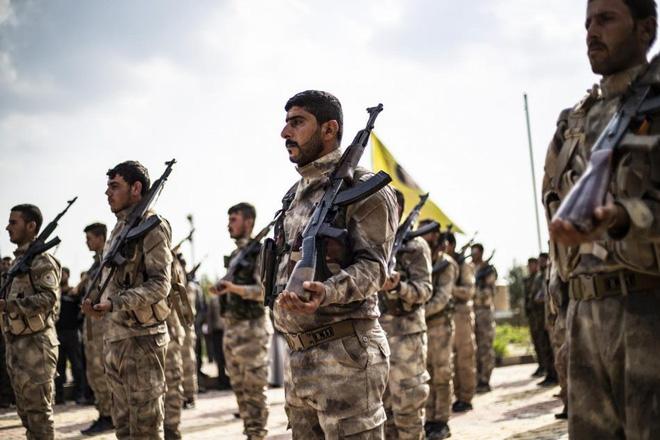 Thổ Nhĩ Kỳ chịu tổn thất lớn đầu tiên ở Syria - Tàu chiến Nga ồ ạt phóng tên lửa Kalibr tới sát biên giới Israel? - Ảnh 5.