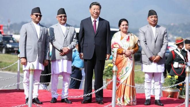 TQ vươn vòi vào quốc gia có vị thế độc đắc bên dãy Himalaya, Ấn Độ đối mặt nguy cơ bị chặn trước cửa nhà  - Ảnh 1.