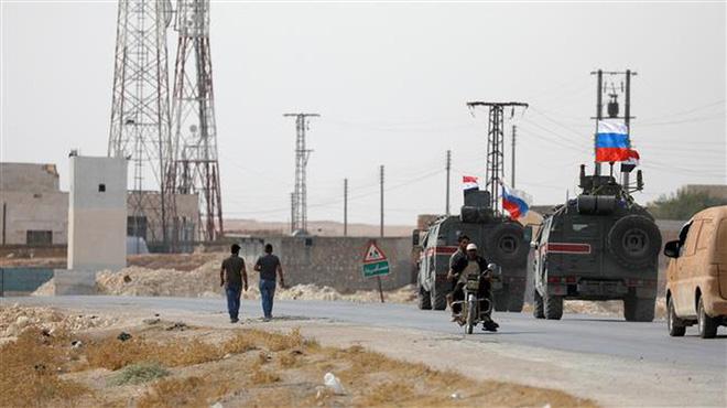 Bắt tay người Kurd và thỏa thuận cho không chính phủ Syria - Ảnh 3.