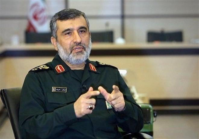 Bí mật khủng khiếp trong kho tên lửa khổng lồ của Iran ẩn sâu trong lòng đất - ảnh 1