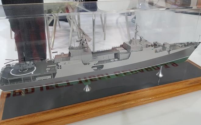"""Đây sẽ là soái hạm tương lai của Hải quân Việt Nam: """"Made in Vietnam""""?"""