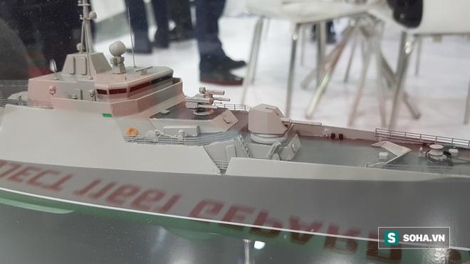 Đây sẽ là soái hạm tương lai của Hải quân Việt Nam: Made in Vietnam? - Ảnh 4.