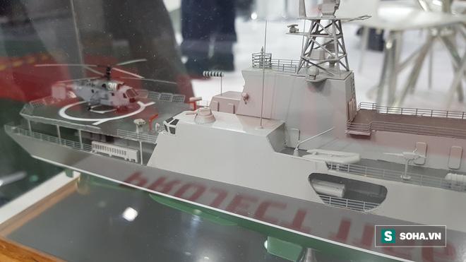Đây sẽ là soái hạm tương lai của Hải quân Việt Nam: Made in Vietnam? - Ảnh 5.