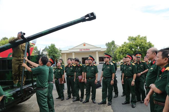 Pháo tự hành nâng cấp Made in Vietnam thể hiện uy lực dũng mãnh trong nhiệm vụ đặc biệt - Ảnh 3.
