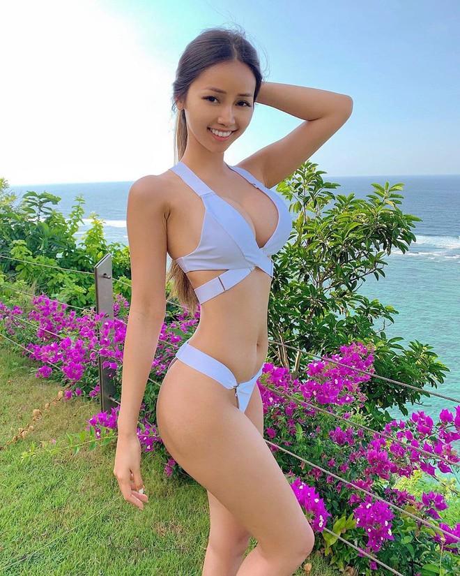 Hot girl Việt nổi tiếng nhất tại Mỹ trả lời độc quyền: Đã hẹn hò với Chris Brown, rất yêu Trấn Thành, HHen Niê - Ảnh 3.