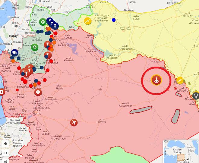 BQP Nga bật lại thông tin Moscow chơi lớn, bất ngờ đưa siêu tên lửa S-500 tối tân nhất TG tới Syria - Ảnh 5.