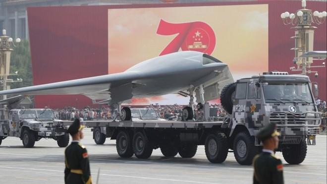 6 vũ khí kỳ lạ Trung Quốc tiết lộ trong lễ duyệt binh: Thứ chưa nước nào có, thứ như đồ tiêu khiển - Ảnh 4.