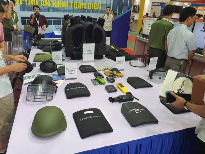 Khai mạc Triển lãm Quốc phòng và An ninh - DSE Vietnam 2019: Quy mô lớn chưa từng có - Ảnh 3.