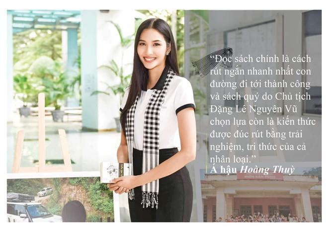 Những câu nói ấn tượng của người đẹp Việt khi tặng sách tại Đồng bằng Sông Cửu Long - Ảnh 10.