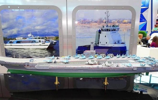 Hải quân Nga giữa lựa chọn sinh tử: Ồ ạt đóng tàu sân bay hay siêu tên lửa diệt hạm? - Ảnh 2.