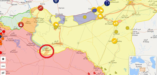 QĐ Thổ Nhĩ Kỳ vừa đột phá lớn - Đặc nhiệm Pháp cầu cứu Nga giúp đỡ tại tử địa Syria - Ảnh 9.