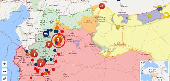 QĐ Thổ Nhĩ Kỳ vừa đột phá lớn - Đặc nhiệm Pháp cầu cứu Nga giúp đỡ tại tử địa Syria - Ảnh 4.