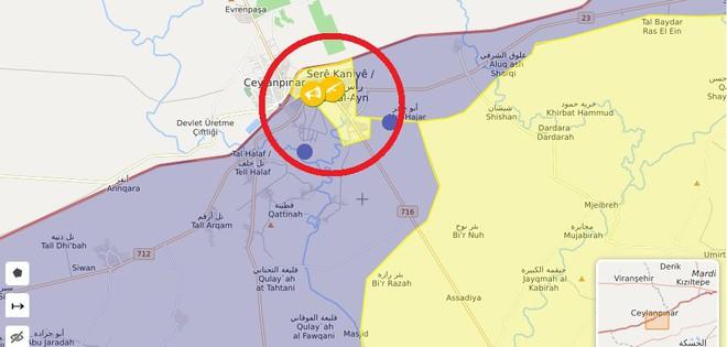 QĐ Thổ Nhĩ Kỳ vừa đột phá lớn - Đặc nhiệm Pháp cầu cứu Nga giúp đỡ tại tử địa Syria - Ảnh 3.