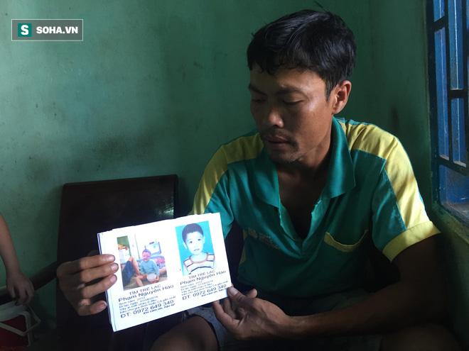 Người cha nghèo rong ruổi khắp cả nước tìm con 6 tuổi mất tích - Ảnh 2.