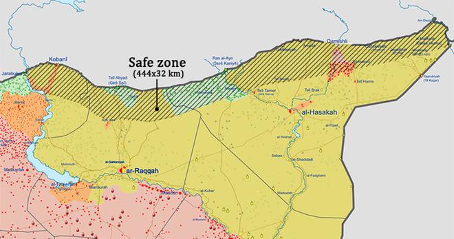 Cối xay thịt Ras al-Ain, Syria: Vì sao Thổ tung hết sức truy cùng giết tận người Kurd? - ảnh 4